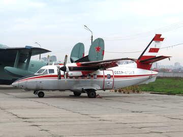 Flugzeug Zivil- №26237