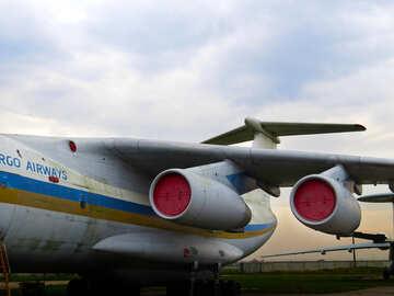 Transport airplane №26342