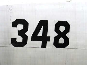 348 Digital Aviation font №26348