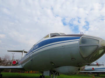 Soviet TU-134 №26121