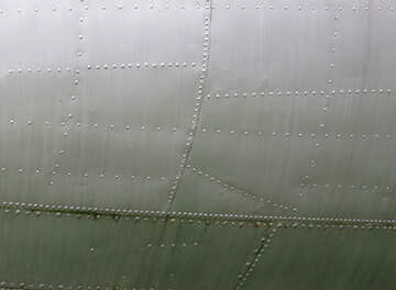 Airframe texture with rivets №26453