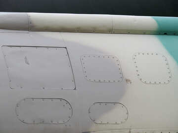 Texture body military aircraft №26442