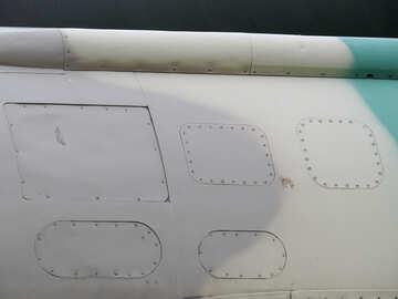 Текстура корпус военного самолета №26442