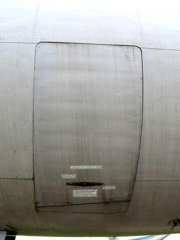 Текстура люк в самолете №26381