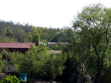 House near the railroad №26563