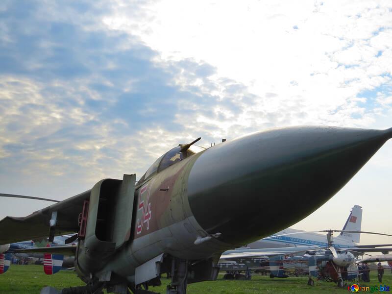 Jet warplane №26113