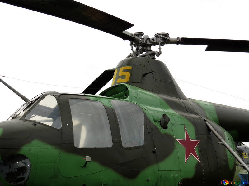 Army helicopter №26281