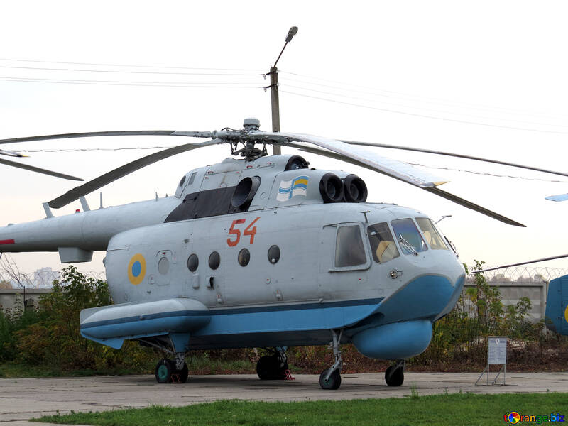 Boat helicopter MI-14 №26159