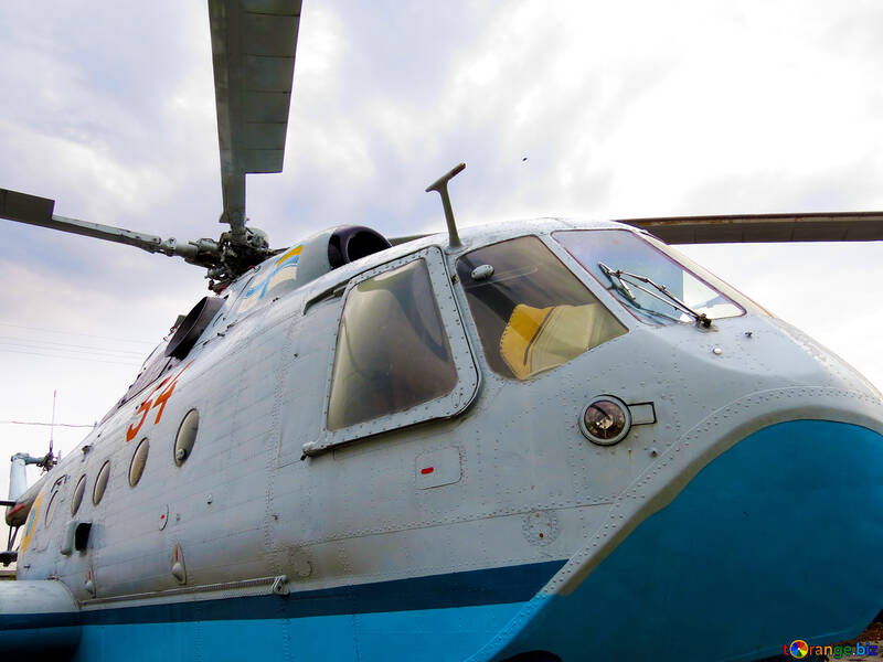 Marine helicopter №26151