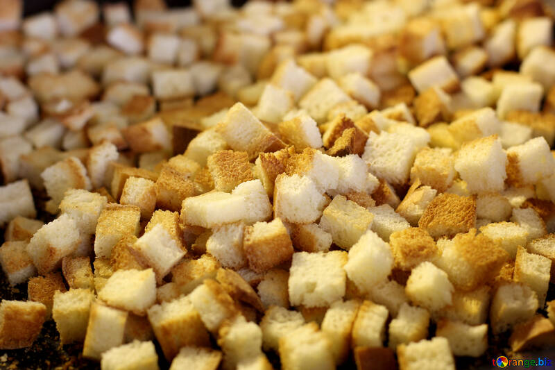Bread croutons №26985