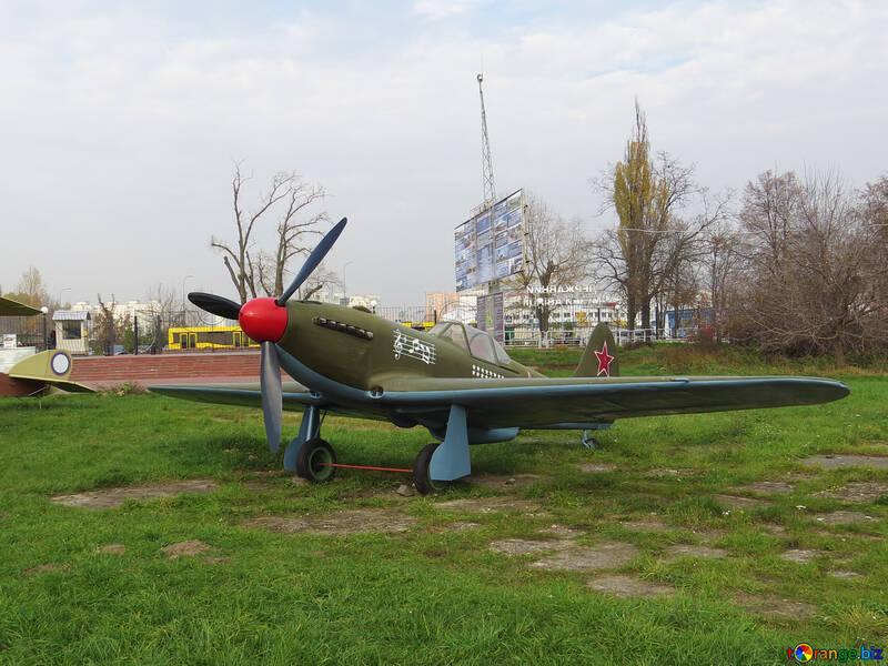 Military aircraft Yak-3 №26106