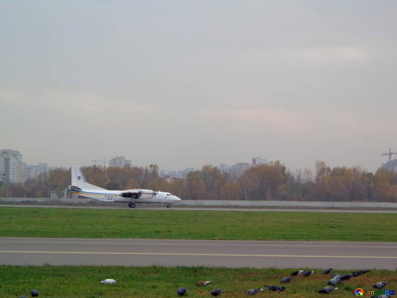 Aterrizar en el aeropuerto №26541