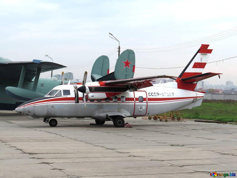 Plane civil  №26237