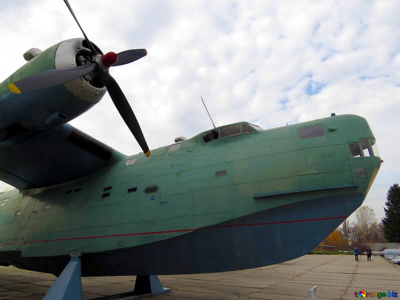 Plane Boat BE-6 №26217