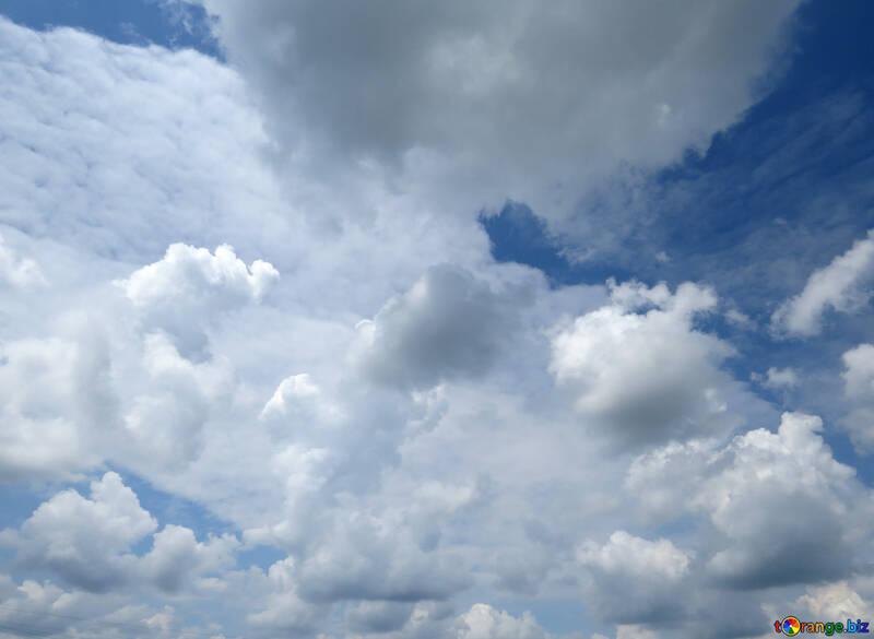 Schöner himmel schöne wolken himmel № 26649
