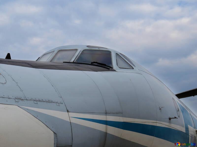 Rundes Fenster Flugzeug Fenster Luftfahrt 26173