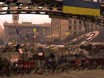 Barricade before evromaydanom №27769