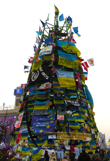 New Year celebrations in Kiev №27845