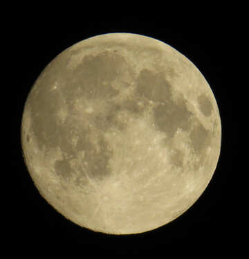 Moon №27197