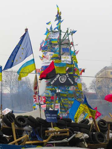 Ukrainian popular revolt №27899