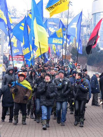 Украинские акции протеста №27797