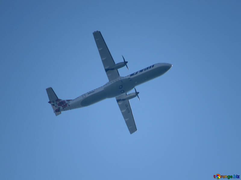 Avión ATR-72 №27323