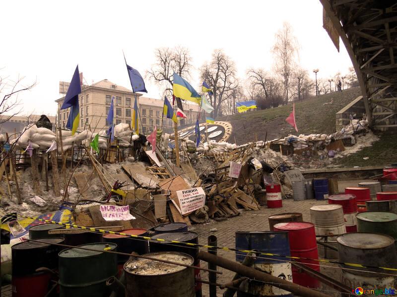 Winter Kiev №27770