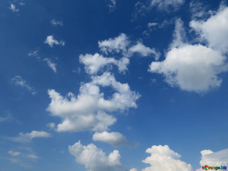 Облака на небе №27373