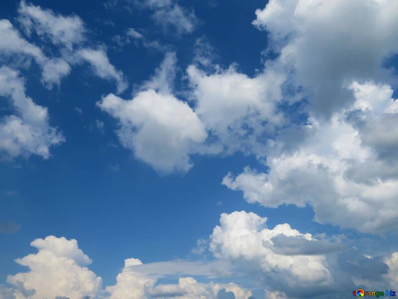 Clouds in the sky №27375