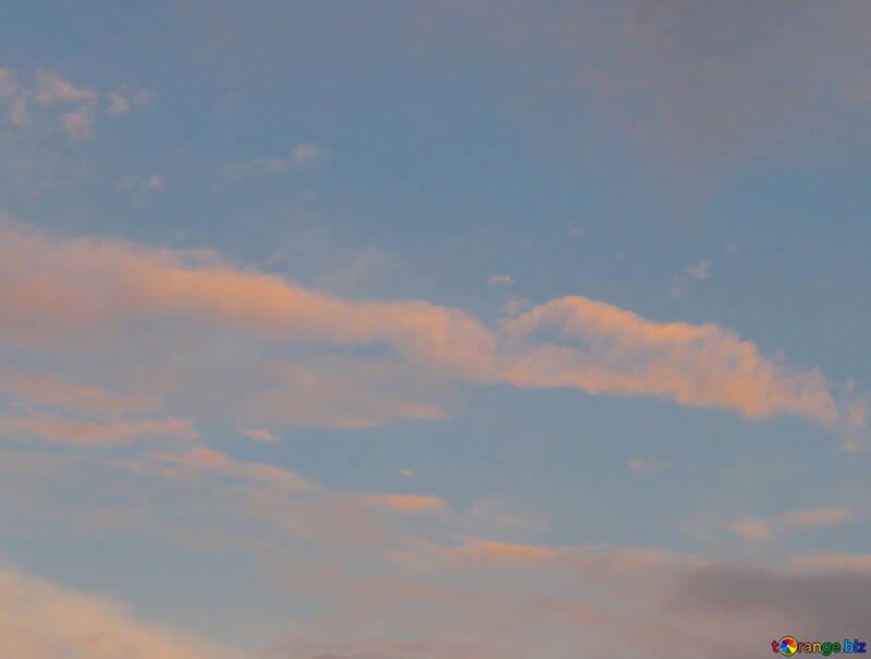 Sunset Wolken №27303
