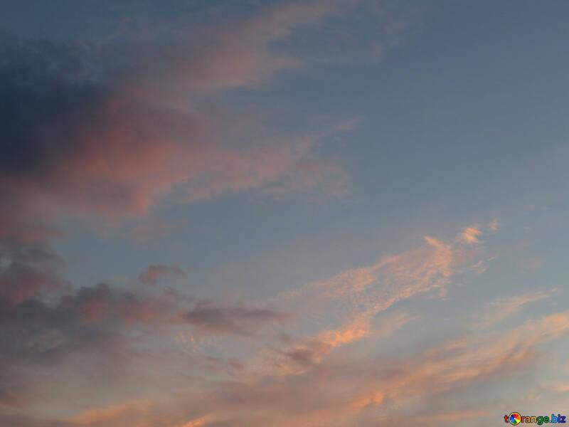 Sonnenuntergang Wolke №27300