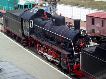 Locomotive №28970