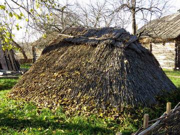 Il tetto della cantina №28644