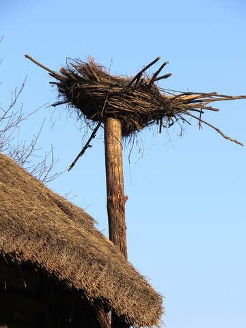 Storks nest for №28504