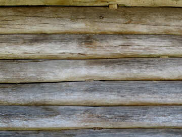 Texture of wooden house wall №28646