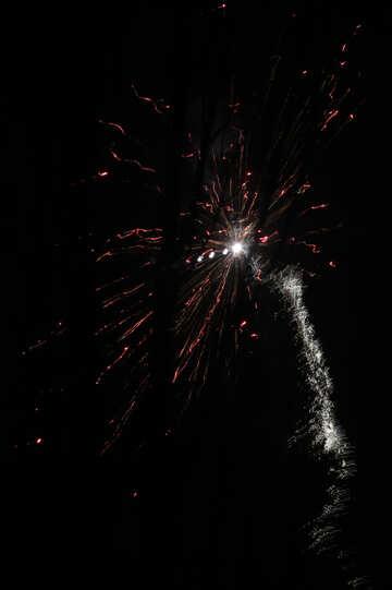 Feuerwerk am Himmel №28145