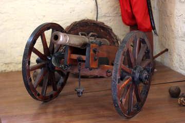 Vintage cannon №28405