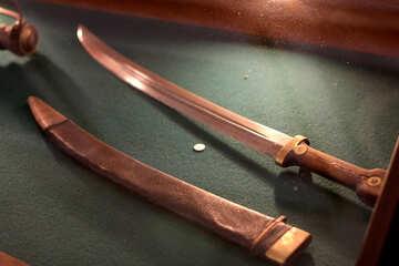 Antique sword №28466