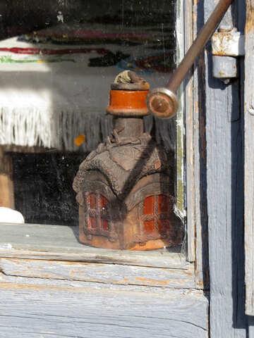 Antigua botella №28850
