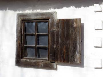 Alte Fenster №28872