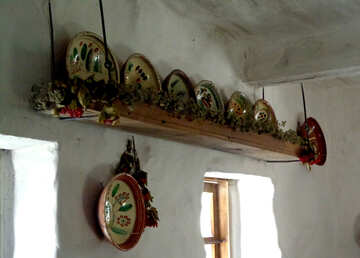 Antique dishes №28230
