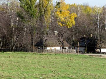 Autunno nel villaggio №28951