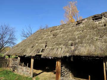 Abandoned village №28911
