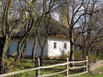 Simple Farmhouse №28773