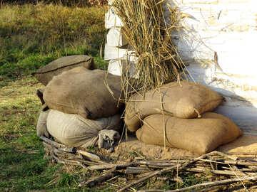 Supply of food sacks of grain №28509