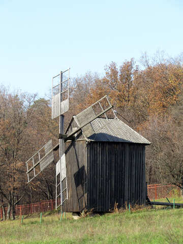 Old windmill №28802
