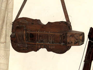 Ancient musical instrument №28882
