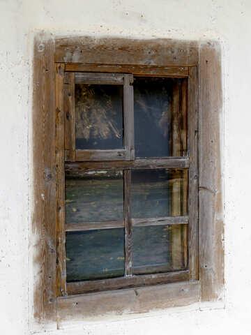 Plain old window №28747