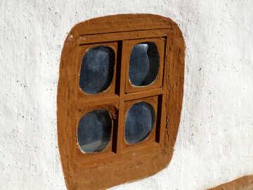 Vecchia finestra №28922