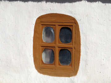 Window in an old house №28923